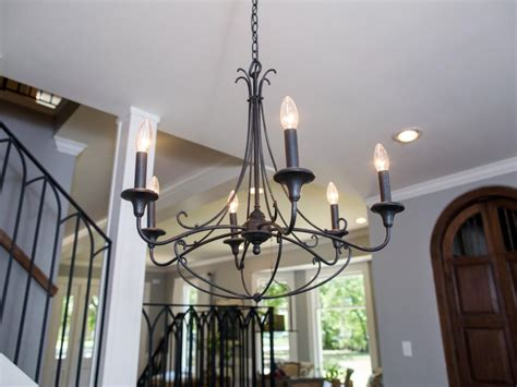 Dining Room Chandeliers Hgtv Fixer Sized House Small Town Charm Hgtv S