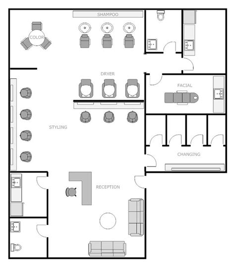 salon layouts floor plans salon floor plan 1 salon floor plans floors and salons