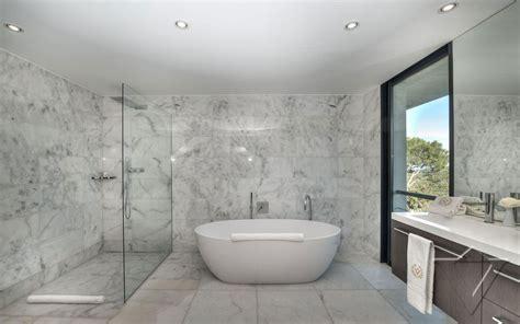 Bath And Shower Screen glass shower screen bathroom luxury holiday villa in