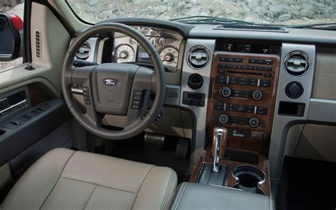 2010 F150 Interior by The Poor Car Reviewer 2010 Ford F 150