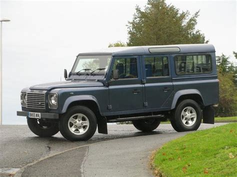 land rover 110 for sale used land rover defender 2005 blue colour diesel 110 td5