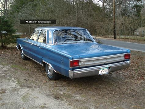 plymouth belvedere 1967 1967 plymouth belvedere ii base 4 5l