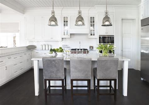 Kitchen Cabinets Cleaning And Restoration by Kitchen Cabinet Restoration With Rubbed Bronze Pendant Lights