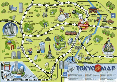 map of tokyo maps update 12361258 map of tokyo tourist attractions tokyo map tourist attractions 81