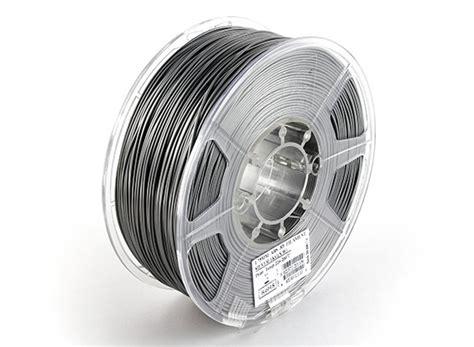 Esun Filamen 3d Printer Filament Abs Silver 1 75 Mm 1 0 Kg Esun 3d Printer Filament Silver 1 75mm Abs 1kg Roll