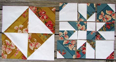quilt pattern disappearing pinwheel disappearing pinwheels and hourglass blocks ruthie