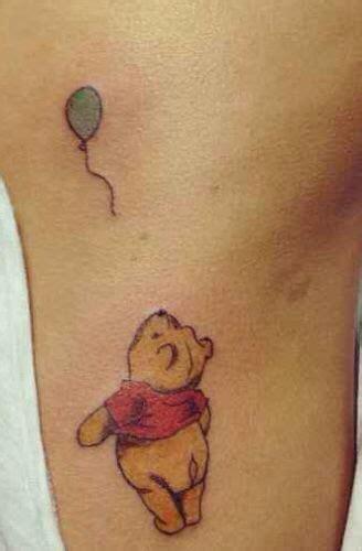 winnie pooh tattoos designs winnie the pooh inspiration