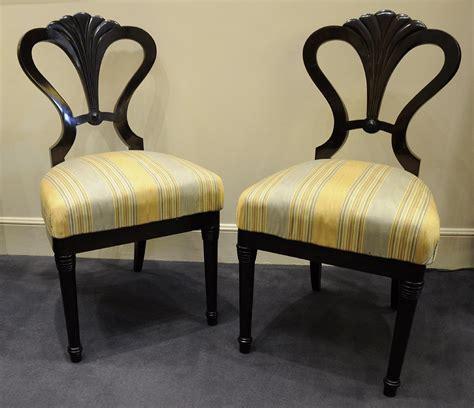 sedie biedermeier coppia di sedie biedermeier antiquariato su anticoantico