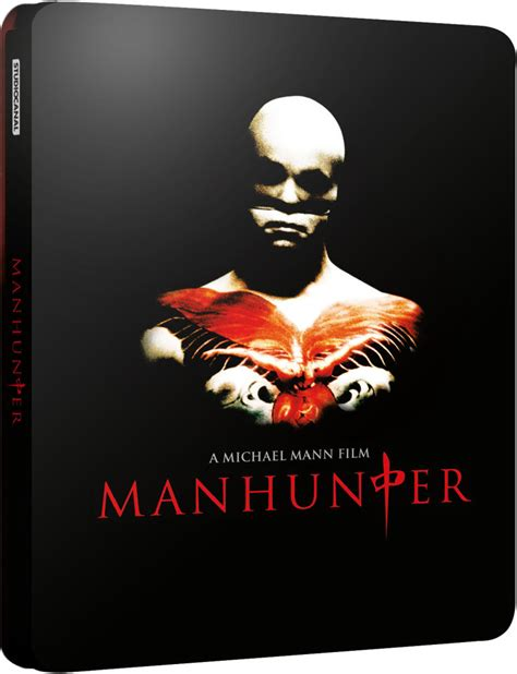 Exclusive Limited Editions At 20ltd by Manhunter Zavvi Exclusive Limited Edition Steelbook
