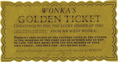 willy wonka golden ticket template leadership conference eleven warriors