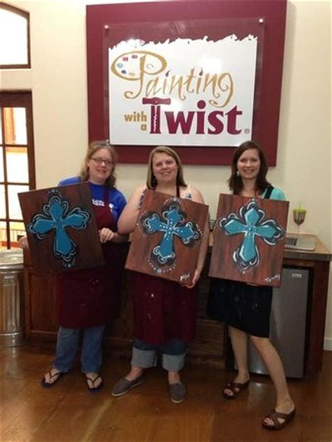 paint with a twist sherman tx finished product picture of painting with a twist