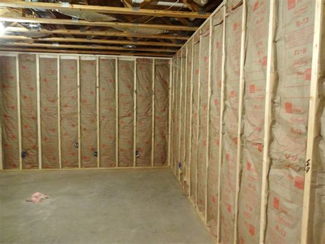 insulating basement walls with fiberglass shenandoah gateway farm insulation
