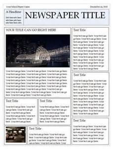 Newspaper Book Report Form by 17 Best Images About Book Reports On Biography Books Student And Book Reports