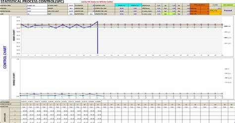 Excel Cpk Template by V峄 Ti 202 U Chu岷 Ch岷 L姣峄 G V 192 6sigma Spc Cpk Excel
