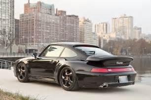 1996 Porsche Turbo 1996 Porsche 911 Turbo 993 Shiny Side Automotive