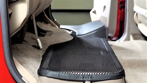 folding down boat seat with cup holder 2016 nissan frontier folding the rear bench jump seats
