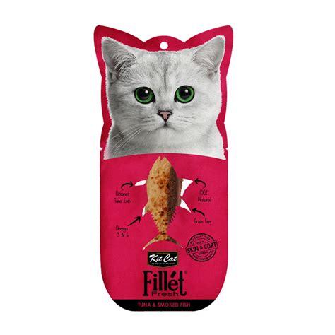 kit cat fillet fresh tuna and smoked fish kitcat