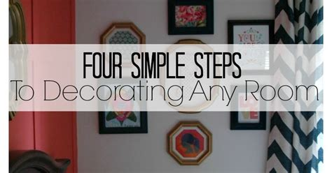 home dzine home decor 4 easy ways to decorate with wallpaper 4 simple steps to decorating a room little house of four