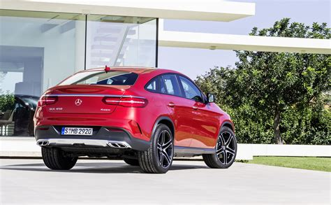 mercedes benz gle  amg coupe  specs