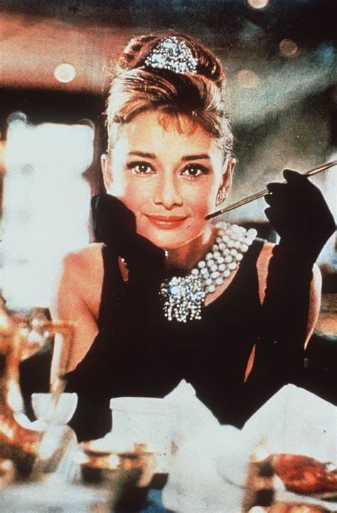 Hepburn In Breakfast At Tiffanys by Breakfast At S Breakfast At S Photo