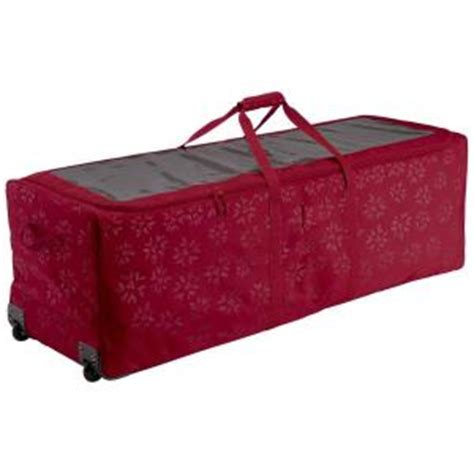 classic accessories cranberry artificial tree storage bag