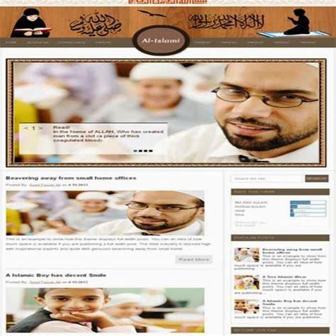 islamic templates for blogger al islamic muslims religion blogger templates free
