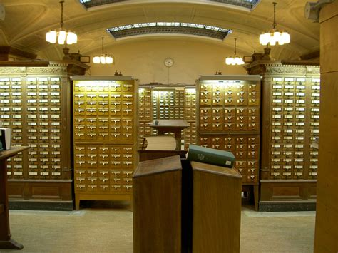 library card catalog google images