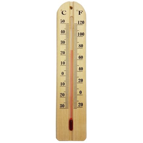Termometer Analog thermometer au 223 en innen zimmer wandthermometer