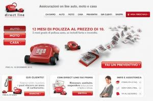 direct line insurance spa sede legale le assicurazioni pi 249 convenienti direct line