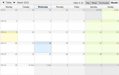 Calendar Add Ons Show Calendar Week Add Ons For Thunderbird