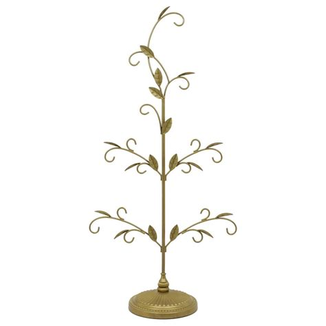 2016 gold miniature ornament tree hooked on hallmark