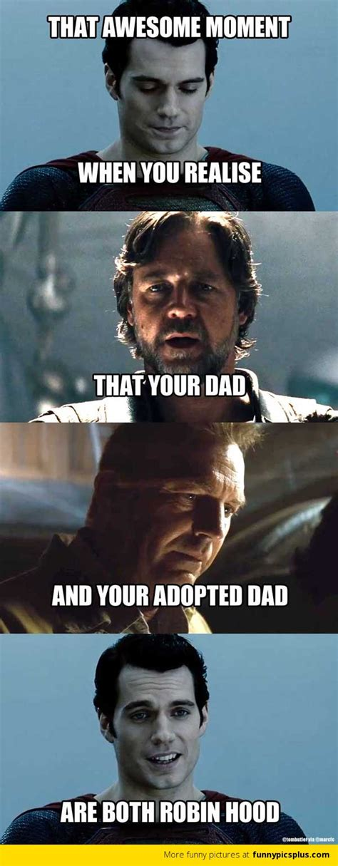 Man Of Steel Meme - man of steel fathers funny pictures