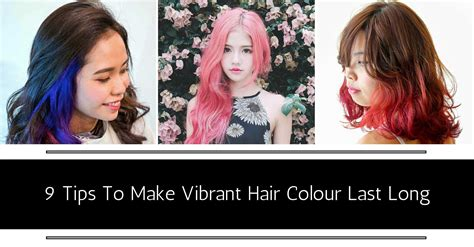 How To Make Hair Color Last by How To Make Your Hair Dye Last Best Hair Dye 2017