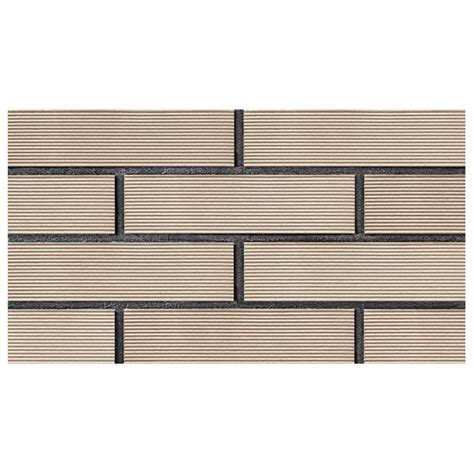 supply extrusion brick effect wall covering for garden