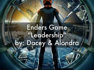 theme quotes ender s game enders game quot leadership quot by dacey alondra by