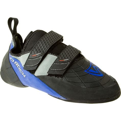 rock climbing shoes mad rock mugen tech with hemp lining climbing shoe
