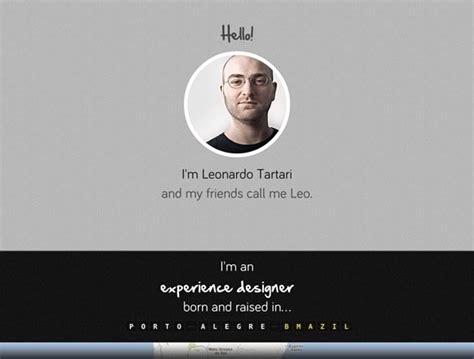 22 beautiful portfolio websites to inspire you web
