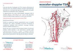 doppler vasi epiaortici ecocolor doppler e vasi epiaortici posizione superficiale