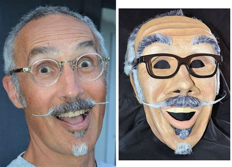How To Make Paper Mache Masks - paper mache pictures