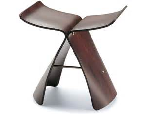 Vintage Plywood Chair Yanagi Butterfly Stool Hivemodern Com