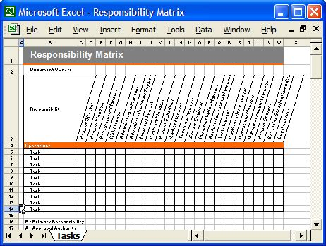 Action Plan Template Ms Word Free Excel Spreadsheets Sap Matrix Template