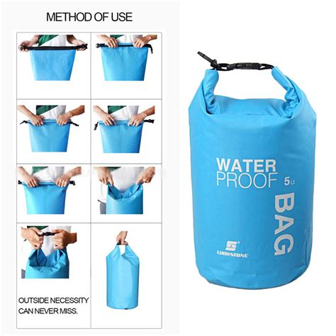 5l 10l 20l waterproof bag conquer the outdoors