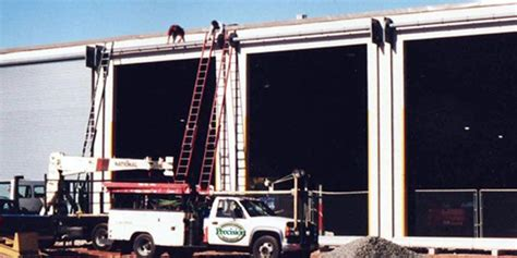 Precision Overhead Garage Door Service Franchise Overhead Door Franchise