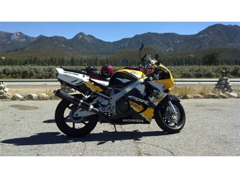 1997 honda cbr 900rr for sale on 2040 motos
