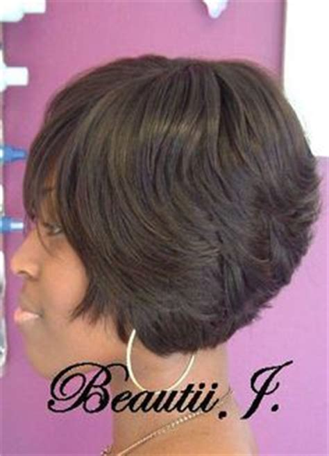 short bob quick weave hairstyles this ideas can make your hair look 1000 images about quick weaves on pinterest quick weave