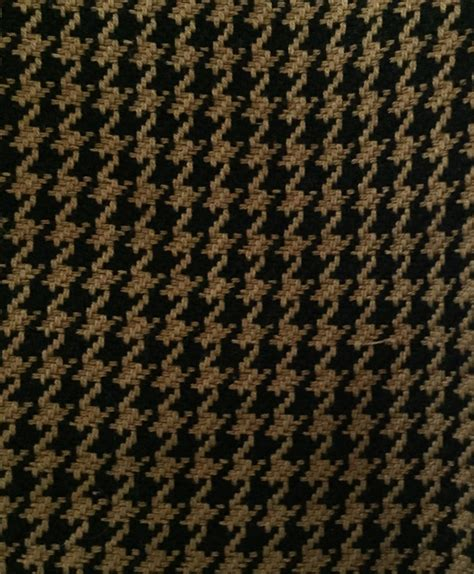 black and gold houndstooth houndstooth fabric upholstery
