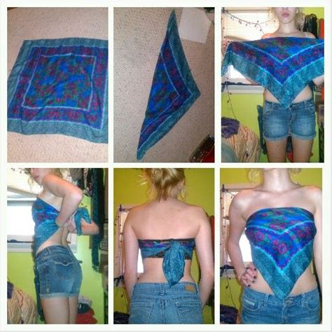 diy bandana diy bandana shirt for summer craft ideas dubstep summer and shirts