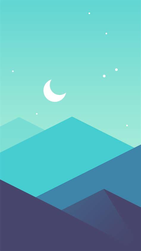 minimal pattern iphone wallpaper minimal mountains moon iphone wallpaper iphone wallpapers