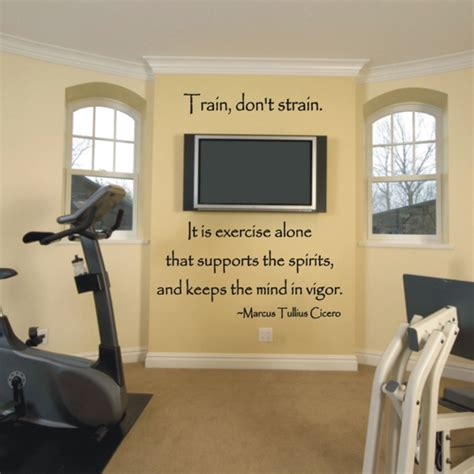 25 best images about workout room decor on pinterest modern wall decoration 11 simple diy wall decor ideas