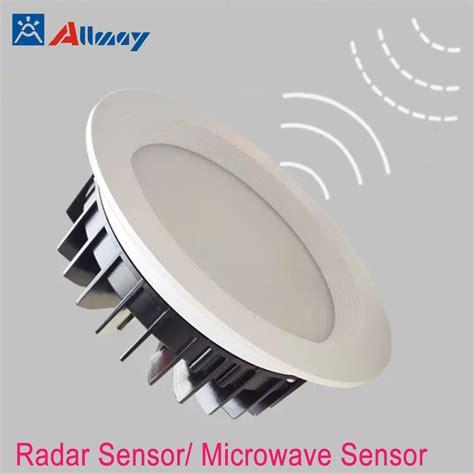 Doppler Radar Microwave Sensor 7w Led Bulbs E27 B22 5 8g